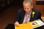 Nikki Giovanni book signing