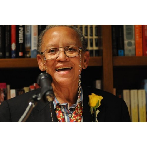 Nikki Giovanni read from 'Hip Hop Speaks to Children'