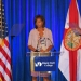 VIDEO:Michelle Obama speaks to Miami Dade College College students