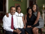 The official First Family photo released