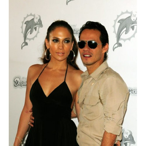 PHOTOS: Owners J.Lo & Marc Anthony bring the heat & they Friends