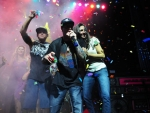 Photos:Vanilla Ice on stage at the Miami JLKC Casanova FreeStyle Reunion