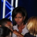 First Lady Michelle Obama at the Awards Luncheon at Miami Dade College
