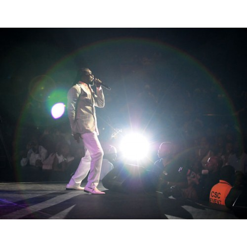 Photos: Buju Banton & Beenie Man on Stage at the Reggae Bash '09′