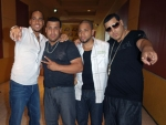 "Aventura's win ""Favorite Latin Artist,""  at the AMA"