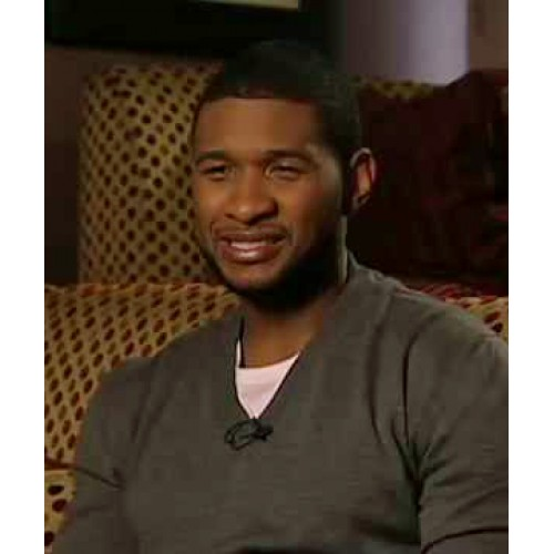 Usher Call on the Youth to Help Haiti