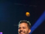 Paulina Rubio & Ricky Martin in Concert to Benefit the Lili Claire Foundation at the Fillmore Miami Beach