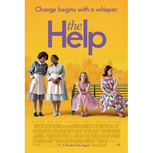 The Help Movie Scores BIG