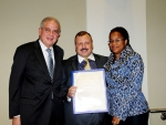 Lorenzo Muniz Honored by City of Miami