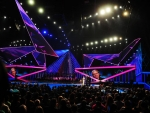 Billboard's Latin Music Awards Break Records Once Again at the BankUnited Center