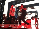 J .T. & JAY Z  LEGENDS OF THE SUMMER TOUR  IS A SUMMER SMASH HIT!