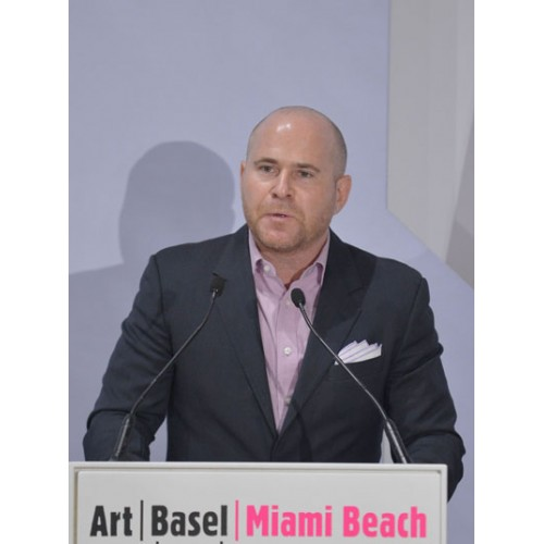 Art Basel announces gallery list for it's Miami Beach show