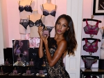 Victoria's Secret Angel Jasmine Tookes Launches The New Scandalous Fragrance And Bra Collection