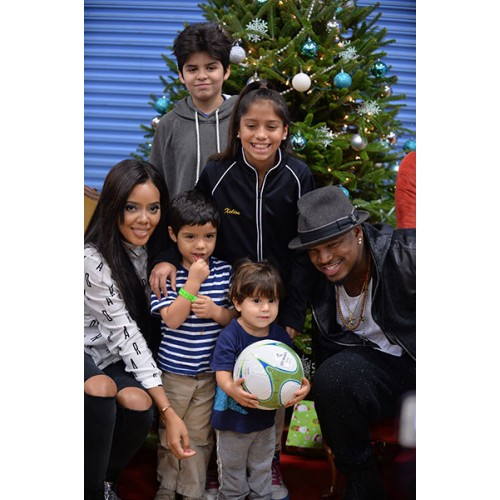Ne-Yo speak about his Annual Holiday Giving Tour and his next album