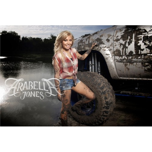 Country Singer Arabella Jones Speak to Vallery Magazine