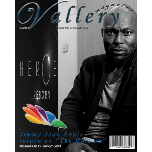 Heroes Reborn with 13 upcoming episode with Jimmy Jean-Louis as The Haitian