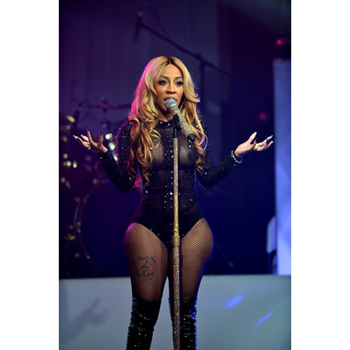 K. Michelle Performs At Revolution Live feature Ro James and PJ