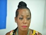 Tichina Arnold visit Hillary Clinton Florida Democratic Party Miami Gardens office