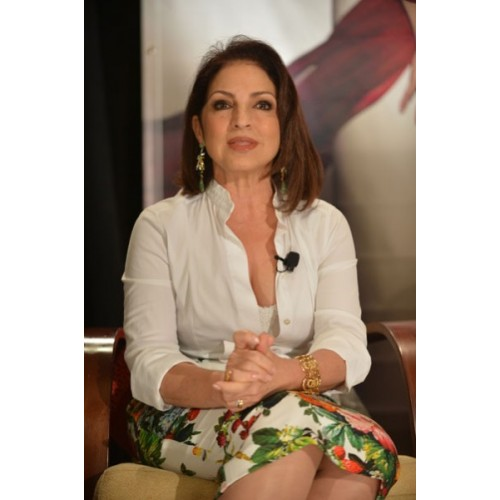 "Video: Gloria Estefan Press Conference For ""The Standards"""