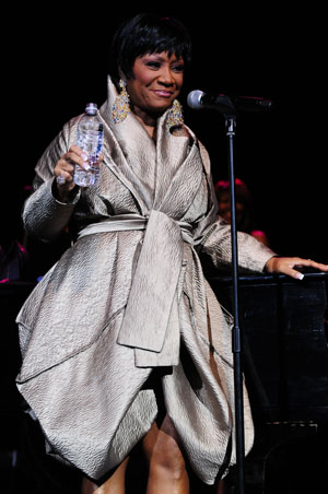 Patti Labelle performs live at HardRock Live| photo by: Johnny Louis/ jlnphotography.com