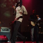 Buju Banton at Reggae Bash 2009