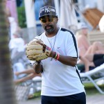 Spike Lee Sightings in Miami Beach