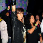 Keri Hilson New Year Eve party
