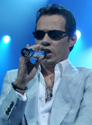 Marc Anthony| Photo by:Johnny Louis/jlnphotography.com