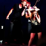Lady Antebellum In Concert At Cruzan Amphitheatre
