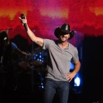 Tim McGraw In Concert At Cruzan Amphitheatre