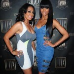 Ciara and LaLA Vasquez