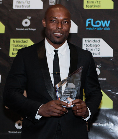 Jimmy Jean Louis received Best Actor Award