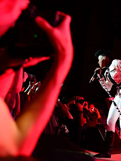 Janelle Monae / Photo by: Johnny Louis / jlnphotography.com