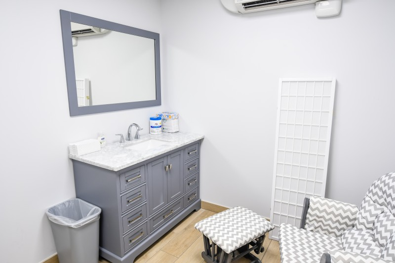 Hard Rock Stadium Creates Nursing Room